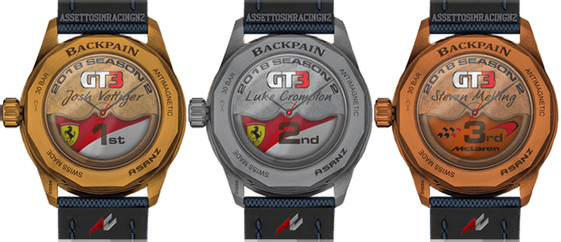 gt3 wall of fame